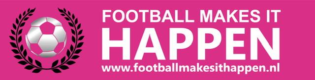 Football makes it happen