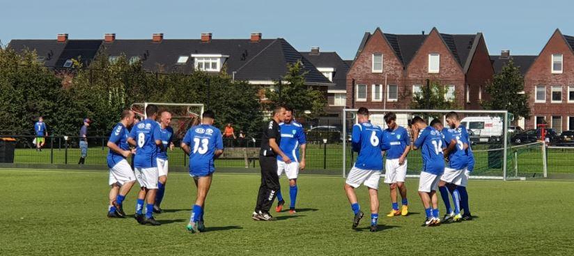 sv Nieuw Utrecht 1 - V.V.J. 1